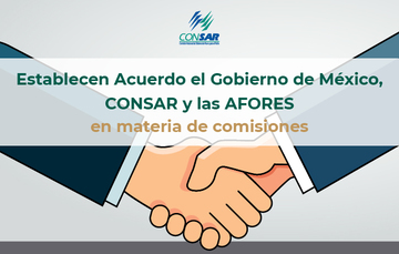 Acuerdo que establece las políticas y criterios que guiarán a la Junta de Gobierno de la CONSAR para la autorización de las comisiones que cobren las AFORE.