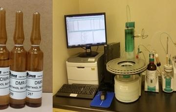 Ensayos de Aptitud Técnica para medir el contenido de agua