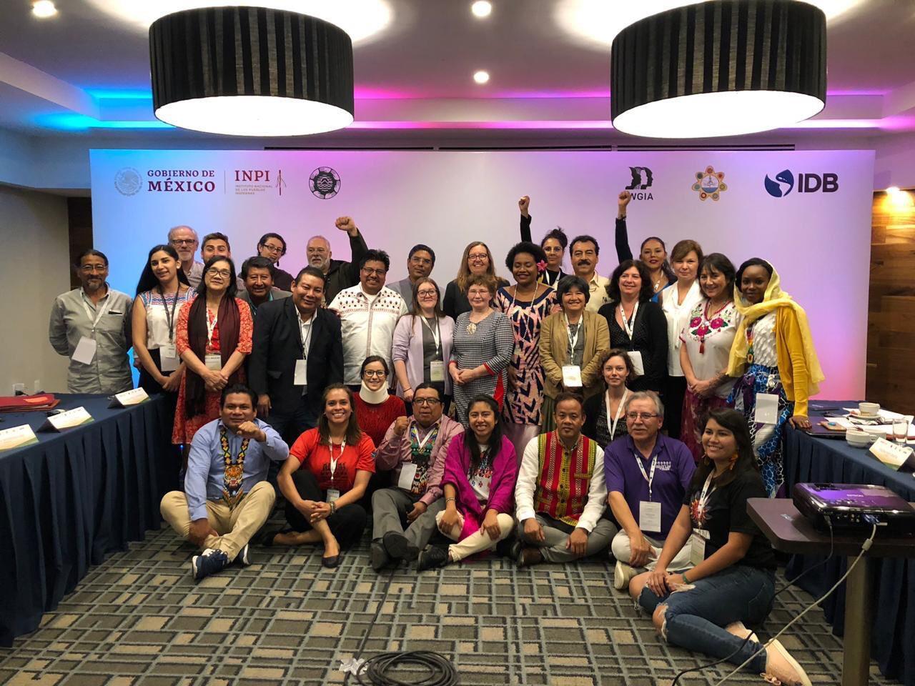 Representantes de pueblos indígenas de todo el mundo se reúnen para definir acciones de adaptación y mitigación de los efectos del cambio climático