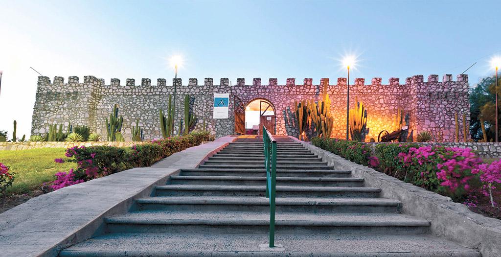 Museo Mirador de El Fuerte, Sinaloa.
