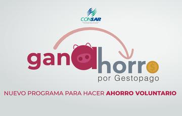 CONSAR refuerza las acciones para promover el Ahorro Voluntario.