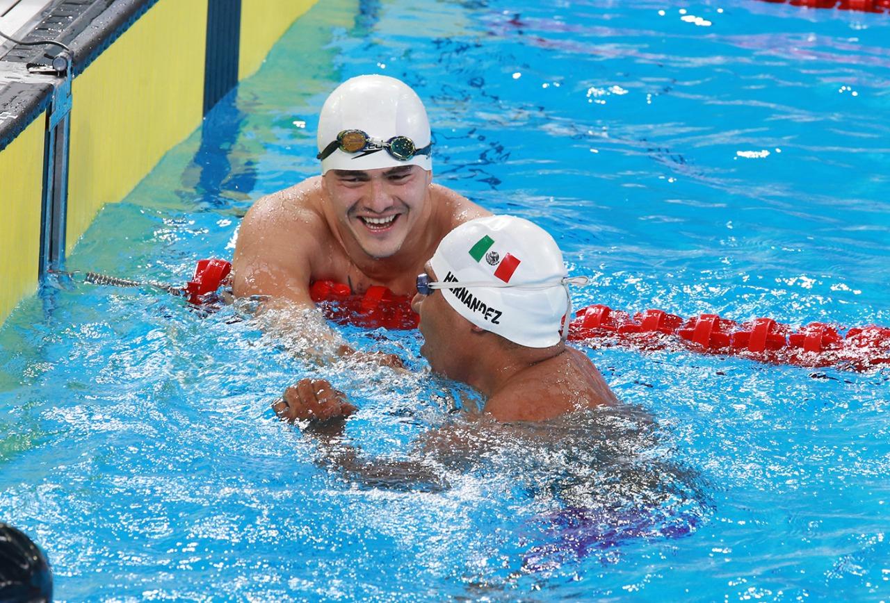 Tras su actuación en Lima 2019, los nadadores buscarán los pases a Tokio 2020.