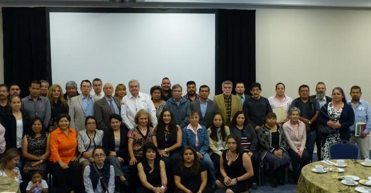 Reunión de trabajo con agentes y expendedores del Estado de México