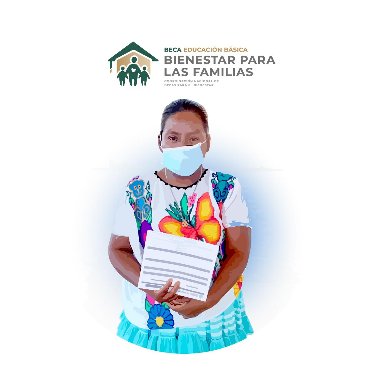 Aquí puedes encontrar más información sobre el Programa de Becas de Educación Básica