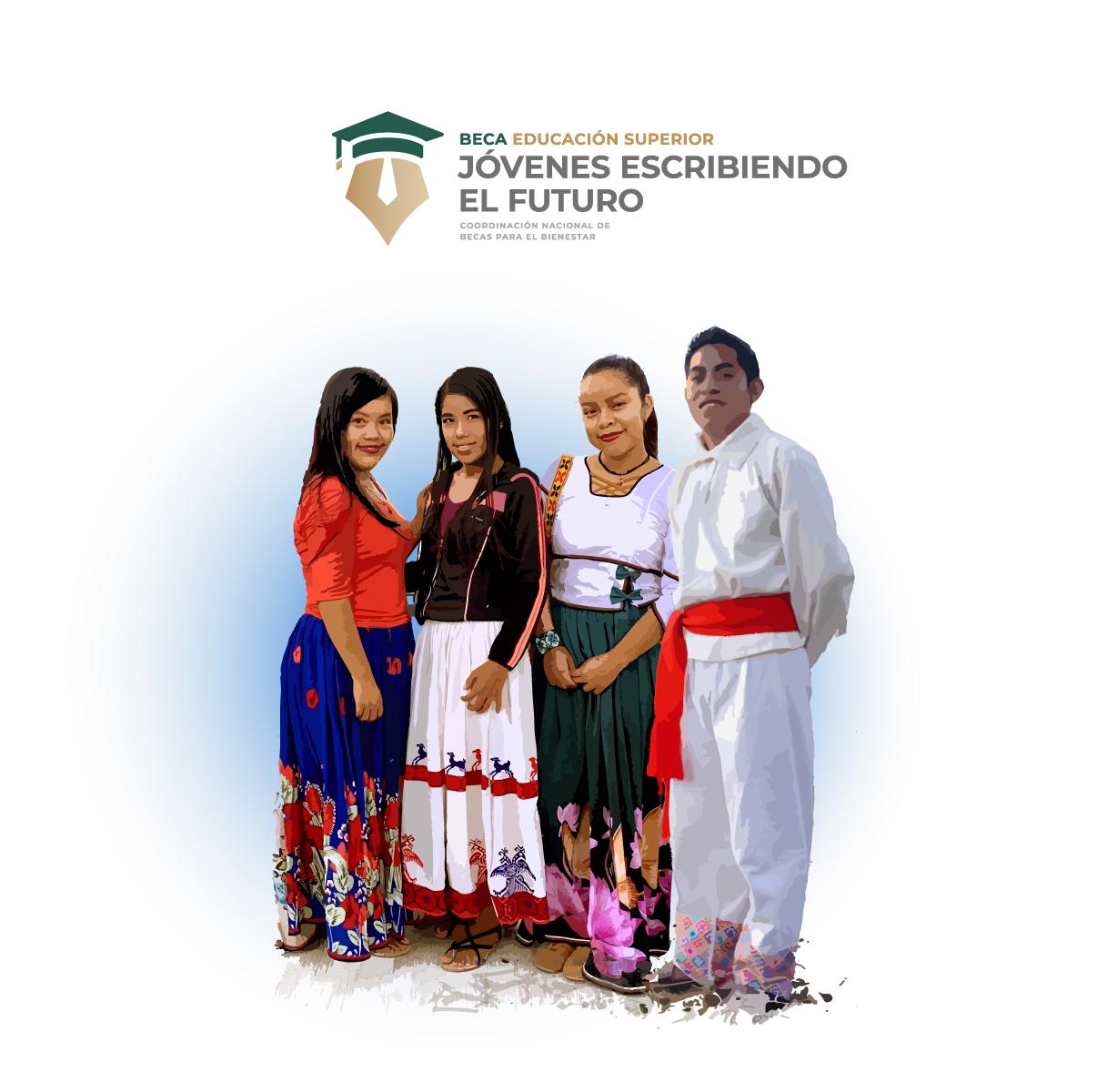 Aquí puedes encontrar más información sobre el Programa de Becas de Educación Superior