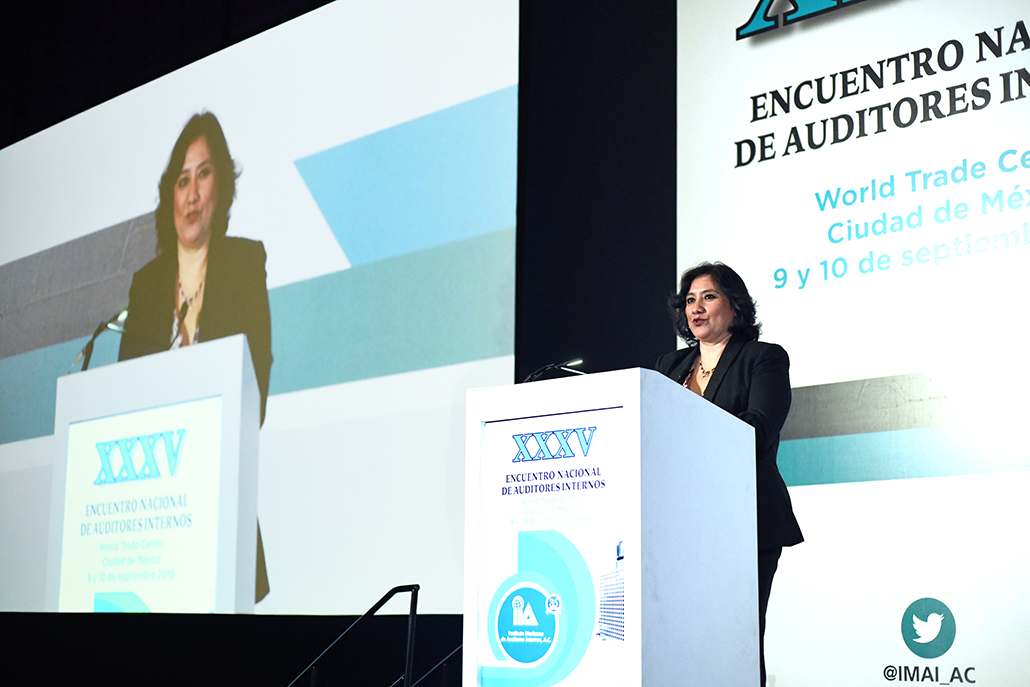 Función Pública fortalece el combate a la corrupción, expone su titular ante auditores del país