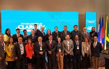 XVI Encuentro del Consejo Latinoamericano y del Caribe  de Registro Civil, Identidad y Estadísticas Vitales