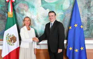 Mexico and EU reaffirm commitment to strategic partnership