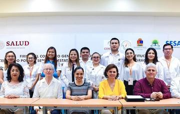 La atención de las adicciones se fortalece en Quintana Roo