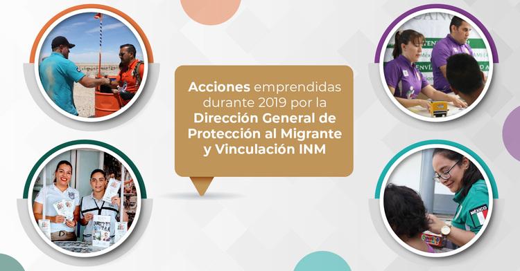 Dirección General de Protección al Migrante y Vinculación