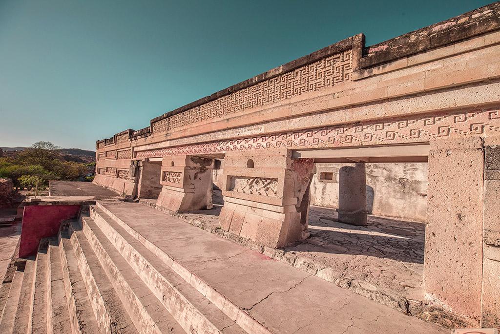 Zona Arqueológica de Mitla, Oaxaca