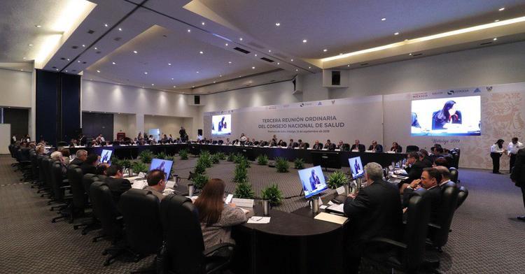 Concluye Tercera Reunión Ordinaria del Consejo Nacional de Salud (Conasa)