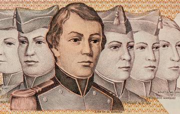 Los Niños Héroes del Colegio Militar defendieron heriocamente el Castillo de Chapultepec durante la intervención estadounidense en México.