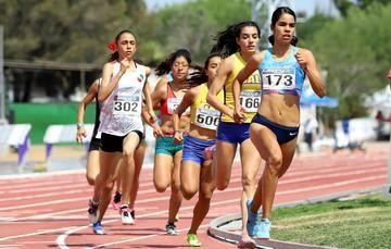 La especialista en 800 metros comenzó sus entrenamientos con el objetivo de dar la marca requerida para la justa olímpica.