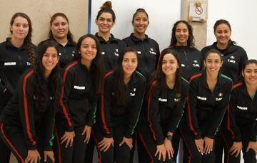 Competirán del 22 al 29 de septiembre en la AmeriCup 2019, en San Juan, Puerto Rico.
