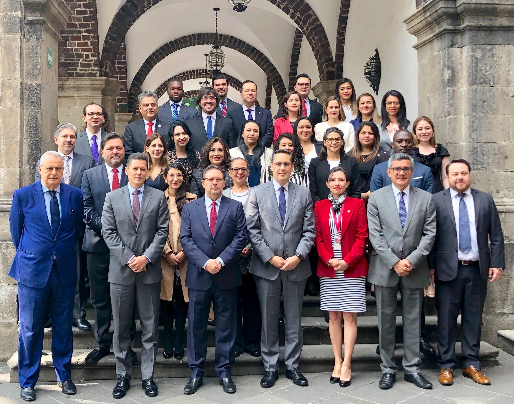 XXV Curso de Política Exterior de México para Diplomáticos de América Latina y el Caribe