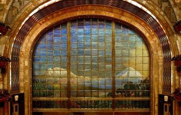 Telón del Palacio de Bellas Artes