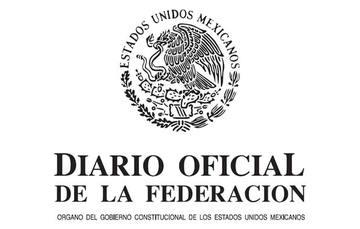 Diario Oficial de la Federación.