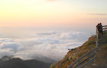 Mirador del Cerro de la Bufa, San Sebastián del Oeste, Jalisco