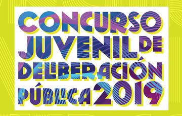 Concurso Juvenil de Deliberación Pública 2019