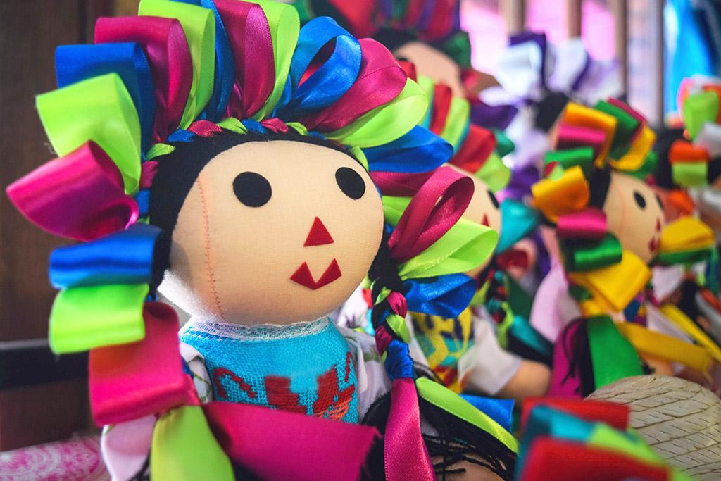 Muñecas Otomíes, Amealco, Querétaro
