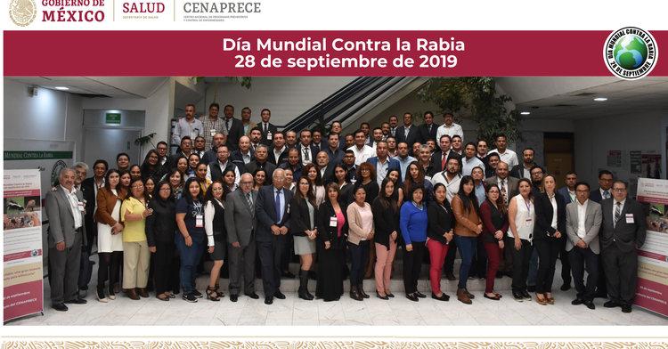 """""""Celebración del Día Mundial contra la Rabia 2019"""""""