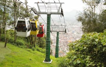 Teleférico, Orizaba, Veracruz