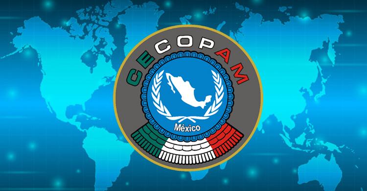 Logotipo de CECOPAM