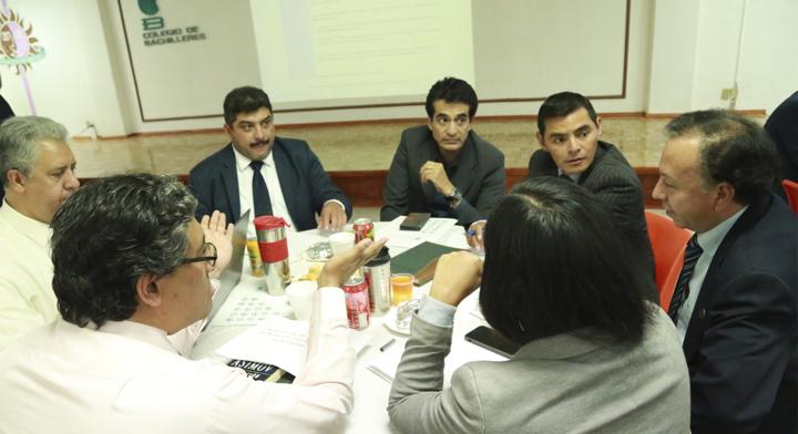 Diálogo entre planteles y Dirección General