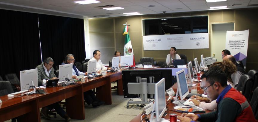 La ENAPROC capacita a titulares estatales en programas especiales de protección civil