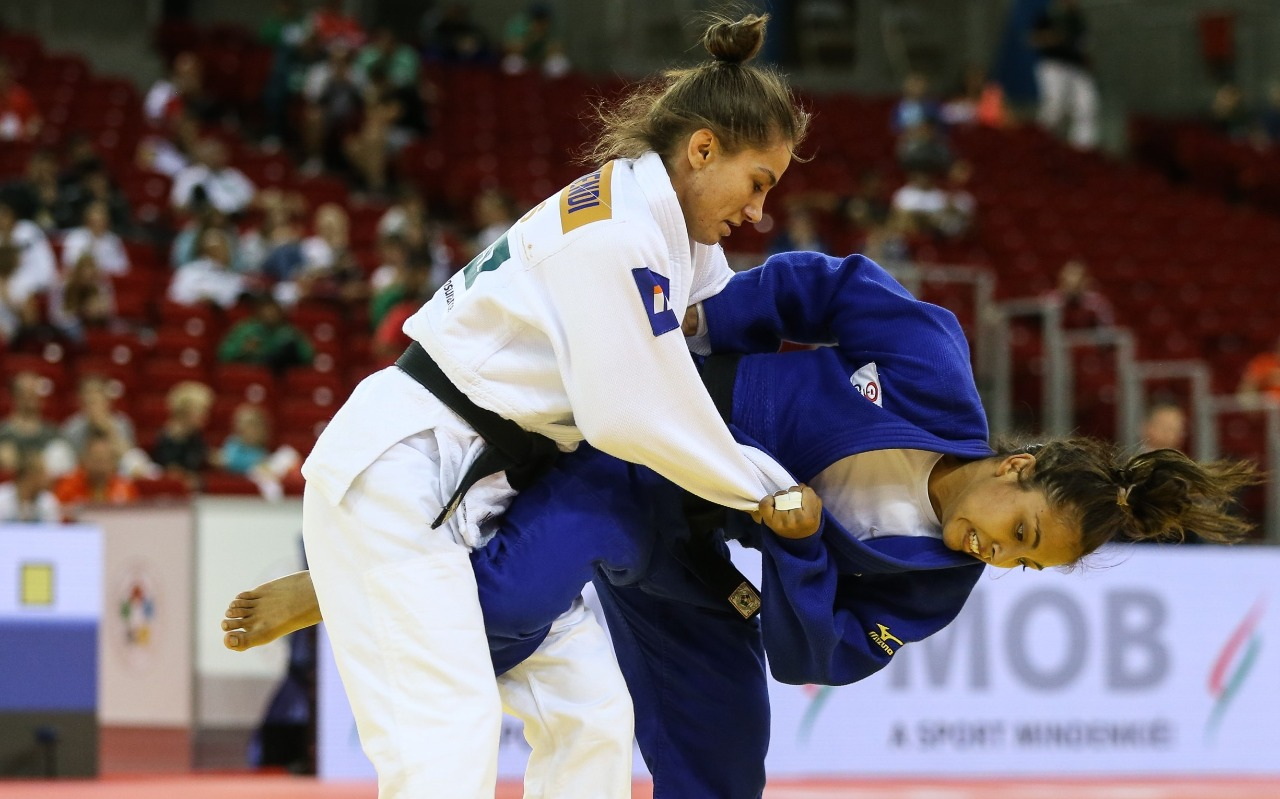 La competencia repartió puntos en el ranking olímpico.