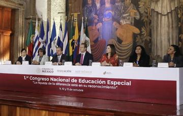 Afirma el titular de la SEP que la educación personalizada es la aspiración de la Nueva Escuela Mexicana