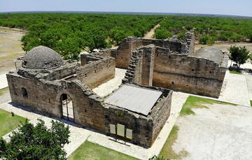 Misión de San Bernardo, Guerrero, Coahuila.