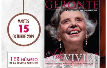 Banner revista Geronte