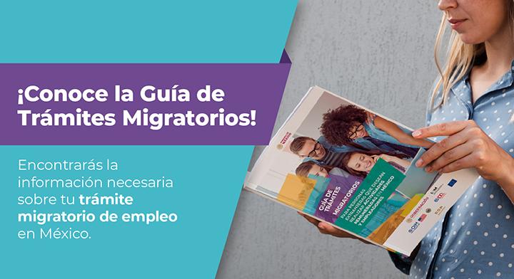 Guía de Trámites Migratorios