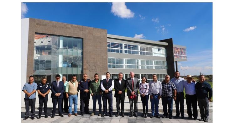 Concluyen en Atlacomulco trabajos de la Semana Mundial del Espacio de la ONU