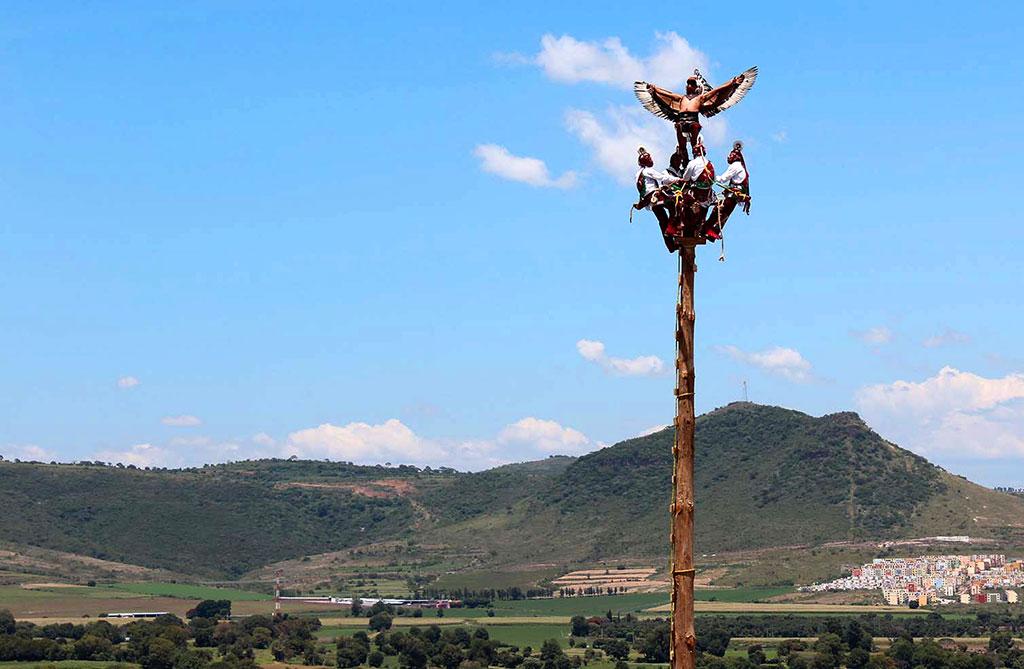 Festival del Huey Atlixcáyotl, Atlixco, Puebla.