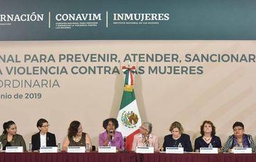 Sistema Nacional de Prevención, Atención, Sanción y Erradicación de la Violencia contra las Mujeres