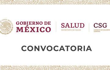 Logotipos d ela Secretaría de Salud.