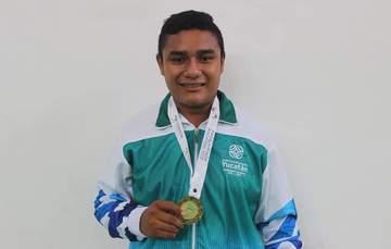 El subcampeón de Lima 2019, se coronó en la clase conjunta T6-T10.