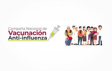 Campaña Nacional de Vacunación Anti-influenza