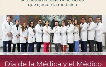 Día de la Médica y el Médico
