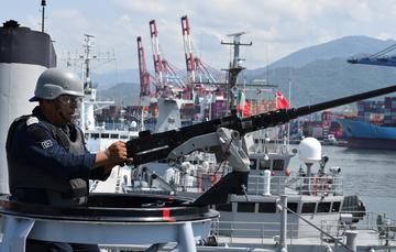 Adiestramiento de las Fuerzas Navales