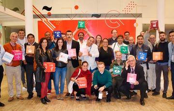 Participantes del Taller SWTOMP compartieron su experiencia en proyectos de tecnología.