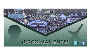 Imagen representativa del 7/o. medio maratón