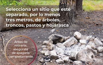 os incendios forestales son la propagación no programada del fuego sobre la vegetación.