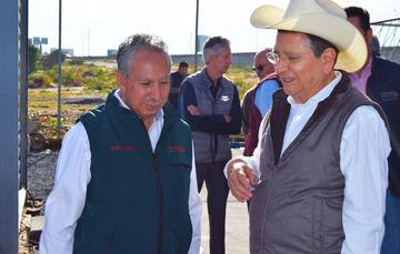 Inició Segalmex operación en Zacatecas
