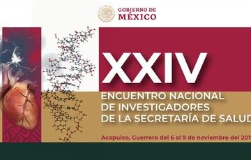 Encuentro Nacional de Investigadores de la Secretaria de Salud