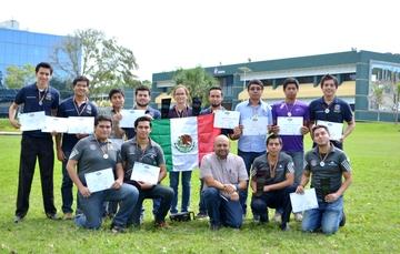 México gana oro, plata y bronce