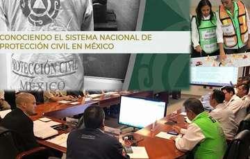 Conociendo el SINAPROC a través de la plataforma MéxicoX